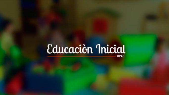 Vídeo Institución: Educación Inicial