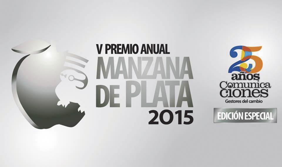 """CONCURSO """"MANZANA DE PLATA 2015"""""""