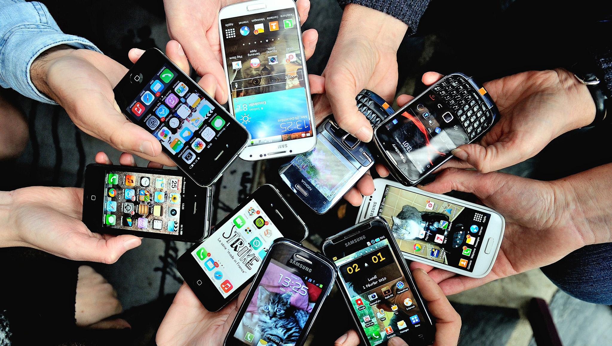 Esclavos móviles: Dispositivos o Necesidades