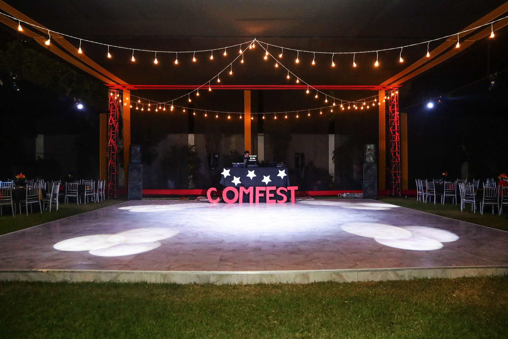 Semana de integración: COMFEST 2016