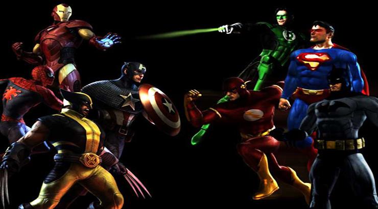 El boom de los superhéroes en la pantalla grande