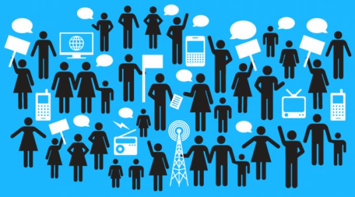 Redes sociales y medios de comunicación