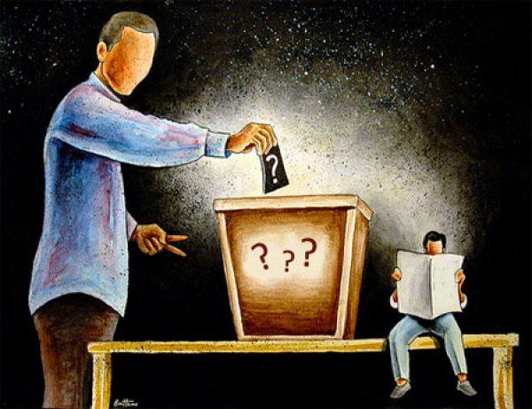 Comunicación Política: ¿Qué vota el elector en un proceso electoral?