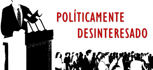 Políticamente Desinteresado