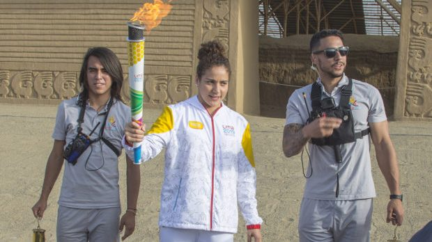 Jéssica Cattaneo logra récord nacional absoluto en Juegos Panamericanos Lima 2019