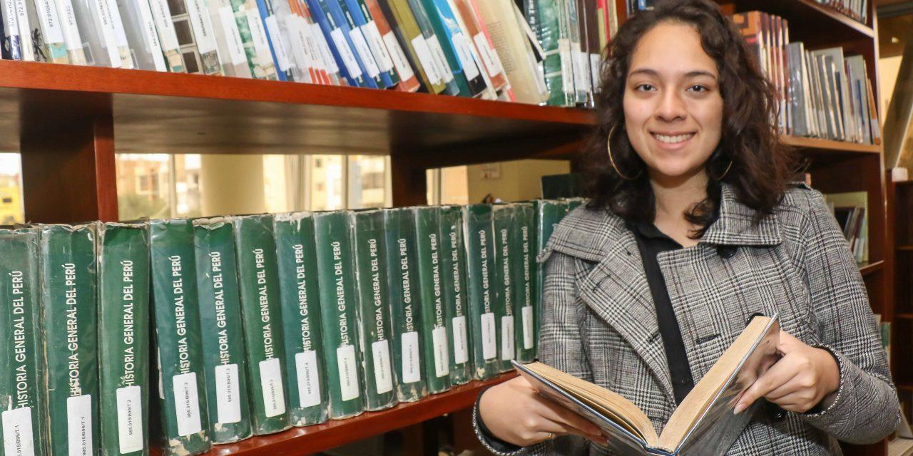 Valeria Olguín deja en alto el nombre de La Libertad