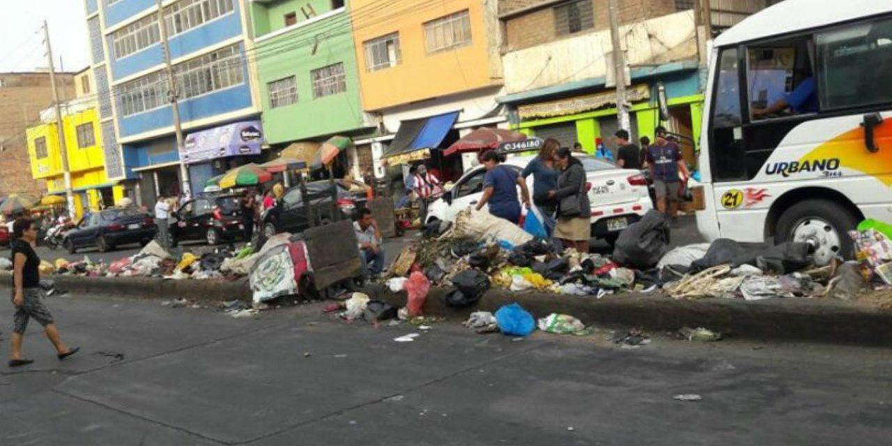 Problema de nunca acabar: la basura en la ciudad