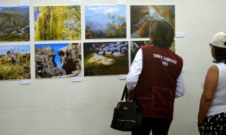Escuela CCOM inaugura muestra fotográfica en Virú