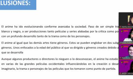 ESTUDIANTES CCOM PRESENTAN INTERESANTES PROPUESTAS MONOGRÁficas