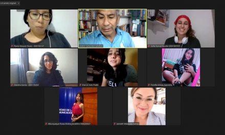 ESTUDIANTES CCOM TRABAJARON NOVEDOSAS PROPUESTAS EN BENEFICIO DEL TURISMO EN LA LIBERTAD